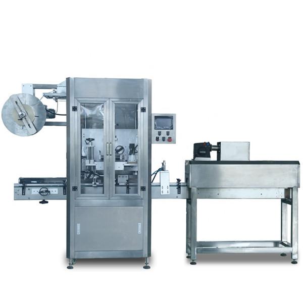 Machine d'étiquetage automatique de manchon rétractable
