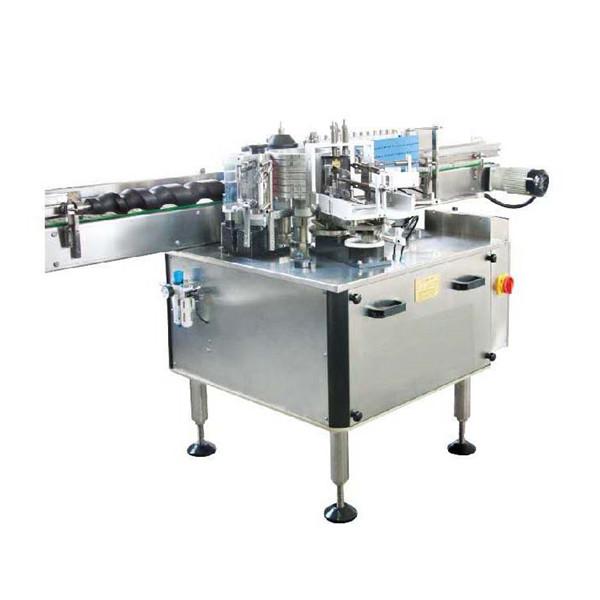 Machine d'étiquetage automatique de colle humide